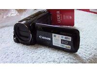 Canon Legria Camcorder HF R76