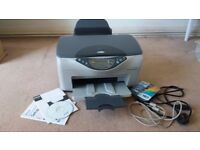 Epson printer scanner & copier (all-in-one)