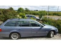 BMW e39 530d 2002