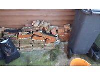 Free Bricks / Hardcore great for shed base, driveways etc
