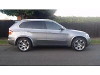 "BMW X5 3.0D ///M Sport, 7 Seats, Auto, 3 Owners, FBMWSH, Pan Roof, Sat Nav, 20"" Alloys, FULLY LOADED"