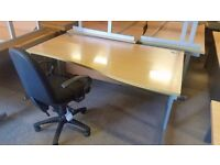 **Quality desks and office chairs available at keen prices**