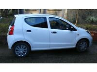 Suzuki Alto SZ petrol, manual, tax exempt, 11 months MOT, 1 Private Owner from new