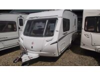 R&K CARAVANS 2007 ABBEY FREESTYLE 470, 12 MONTHS WARRANTY