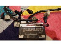 Suzuki Gsxr 1000 Power Commander USB3 k6
