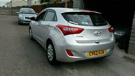 Hyundai i30 1.4 crdi low mileage