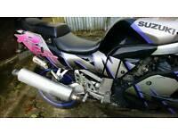 Suzuki gsxr 750 wn