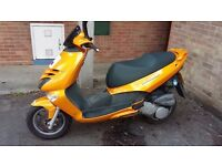 Aprillia 125 cc spares and repairs