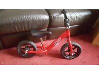 Unisex balance Bike Junior