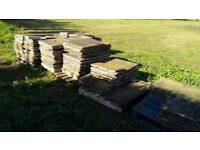 York stone patio slabs