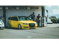 Audi a4 b7 avant airlift