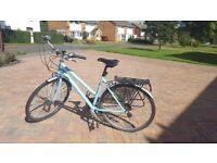 Gary Fisher Dutch Style Ladies City Bike Pastel Blue