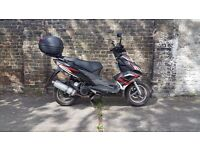 ZNEN 125 - CHEAP BIKE WITH TOP BOX