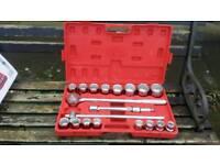 Neilson socket wrench set