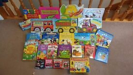 Large bundle of over 50 childrens books suitable for ages roughly from 1-5 years