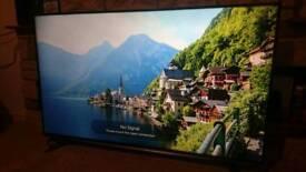 LG58UH635V 4k HDR TV