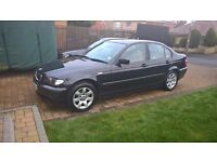 BMW 3 Series (AUTO) Black, Low Mileage, Loads of Extras, Must be SEEN