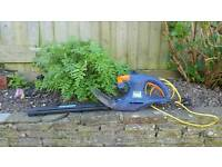 Challenge electric hedge trimmer
