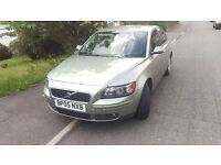 Volvo s40 2.0 diesel low mileage 92k,2005 ,nothing to spend on this car