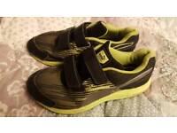 Puma trainers size 2