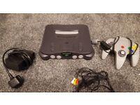Nintendo 64 (N64) console, Retro & games