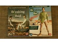 Breaking bad series 1 and 2