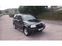 Suzuki Grand Vitara 2001 Y reg 2.5 Petrol Manual **97,000 miles**