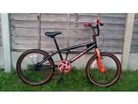 "Muddyfox bmx 20"" wheel bike"