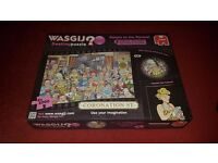 Wasgij Coronation Street Puzzle 2x 1000