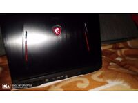 MSI GT62vr 6RD Dominator! fancy swap for another gaming laptop