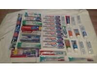 Toothpaste joblot