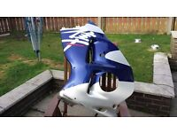 Hayabusa parts all in good condition