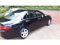 2006 Honda Accord, Engine 1998cc, Automatic, Petrol, 5 Door Saloon, Black