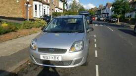 Ford Fiesta 1.4 Style Climate 2007 40,000 miles