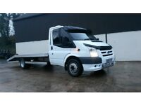 New Model Ford Transit Recovery