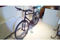 Trek commuter hybrid bike