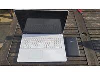 Sony VAIO 2x1.80ghz/4Gb RAM +ASUS tablet