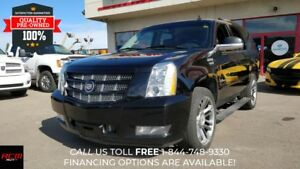 2013 CADILLAC ESCALADE EXECUTIVE EDITION,NAV,SUNROOF,DVD