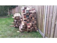 Timber for sale. Job lot