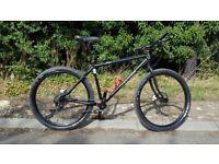 Orange p7 bike