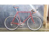 Steve Goff Road Bike