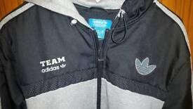 Adidas jacket size m.