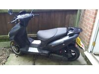 50 cc 2 stroke scooter/moped 2007