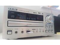 TEAC CR-H255 CD/DAB Mini Hi Fi - Record to USB from DAB!