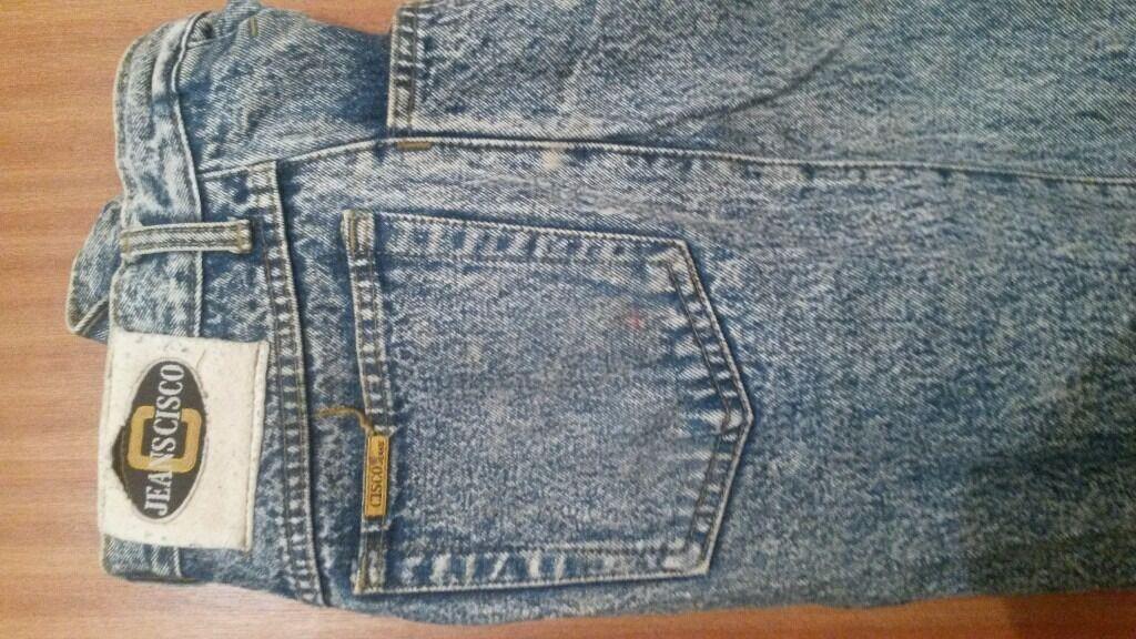 e0bc23cf69 Cheap Branded Cisco Jeans blue Faded £25