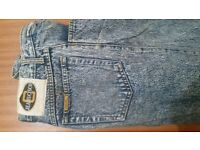 Cheap Branded Cisco Jeans blue Faded £25