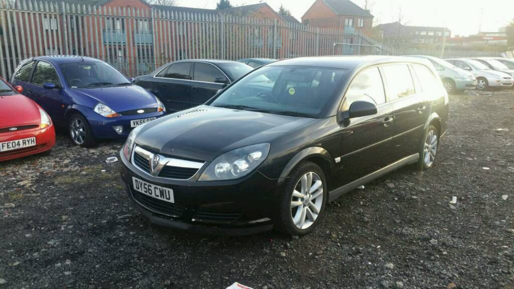 2006 56 vauxhall vectra estate 1 9 diesel excellent. Black Bedroom Furniture Sets. Home Design Ideas