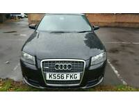 Audi A3 2.0 TFSI S Line Sportback 5dr 1 Previous Owner