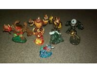 Skylanders Giants figures
