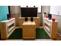 Unique Pine Shop Display Furniture